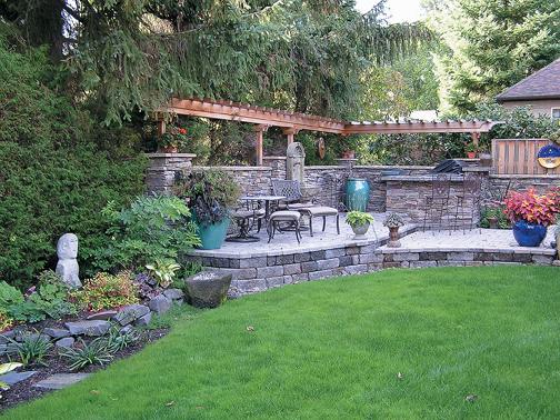 Entertaining Outdoor Style - Creative Garden Spaces