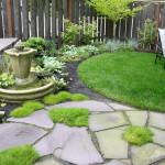 After - corner of the garden